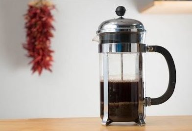 How to make a French Press Coffee at Home